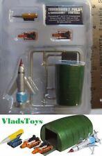 "F-Toys (E) Vol 1 Thunderbird Mechanic Collection ""Pod 5 & Thunderbird 1 & 2"""