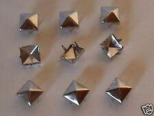 100 Pyramiden-Nieten/Pyramidennieten/ Gothic Punk Larp
