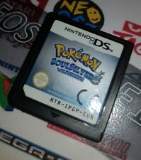 ***POKEMON SOUL SILVER VERSION FOR NINTENDO DS*** #2 CART ONLY!!!