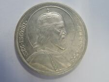 Ungarn - 5 Pengo - 1938 - Admiral Mikolaus Horty - Silber - VZ