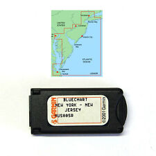Garmin BlueChart New York - New Jersey MUS005R Data Card Marine Chart