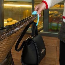Outdoor Table Desk Cut Handbag Purse Shoulder Bag Hanger Hook Holder Creative LG