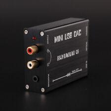 MUSE HIFI USB Para S/PDIF Conversor DAC USB PCM2704 Q5
