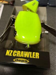 Deps Topwater NZ CRAWLER # Rain Frog Color D111
