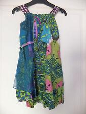 Robe DESIGUAL TTTBE portée 1 seule fois taille 5/6 ans prix neuf 54E