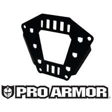 Pro Armor P111031 Black Steel Radius Rod Plate 2011-2013 Polaris RZR XP & RZR 4