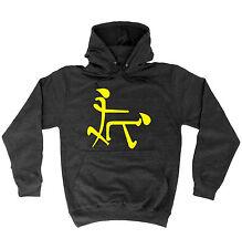 Chinese Doggy Style Symbol HOODIE hoody birthday funny rude offensive joke gift