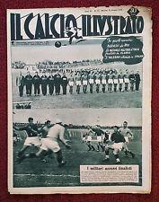 Il Calcio illustrato 1950 N°24 Bilancio del Campionato 1949/1950       23/6
