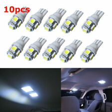 10x White 12-SMD T10 194 Wedge LED Car Bulbs Interior Dome Lights for Chevrolet