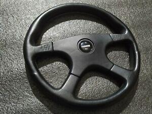 MOMO GHIBLI 4 M38 Steering wheel KBA 70056 Mercedes AMG/BMW/Toyota/Honda