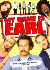 My Name Is Earl Season 3 - DVD Region 1