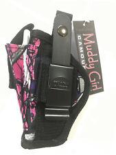 Muddy Girl Gun Holster Beretta Nano Purple Pink  Camo GUN RANGE ACCESSORIES