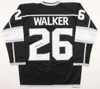 Sean Walker Signed LA Kings Jersey (Beckett COA) NHL