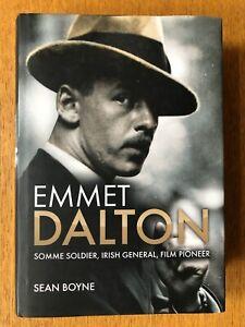 EMMET DALTON HB Dublin IRA - Irish Civil War - General Irish Army - Film Pioneer