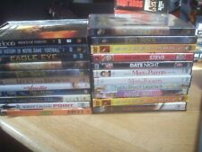 Dvd Movies $1.00 each, reduced shipping on multiple purchases./ Lot of Old Class
