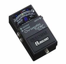 BOSS / technique WAZA CRAFT IN Chromatic Tuner TU-3 W Tuner boss