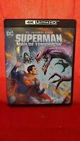 Superman: Man of Tomorrow Figurine (4K Ultra HD+Blu-ray) (No Digital)