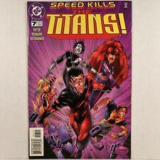 Titans - No. 7 - DC Comics Inc. - September 1999 - No Reserve!