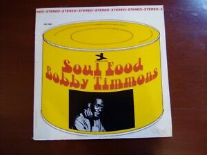 SOUL FOOD BOBBY TIMMONS         VINYL LP DISQUES 33T