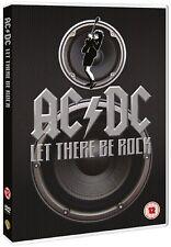 AC/DC LET THERE BE ROCK LIVE IN PARIS 1980 BON SCOTT REGION 4