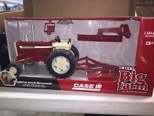 ERTL BIG FARM IH FARMALL 1206 TRACTOR SET WITH LIGHTS AND SOUND 1/16 NIB