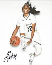 Jewell Loyd Signed 8 x 10 Photo Seattle Storm Wnba Basketball Usa Notre Dame