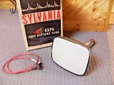 Vintage Sylvania 8 XP4 Test Picture Tube HCM