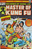 Master of Kung Fu #22 Marvel Comics Bronze Age 1974 FN/VF