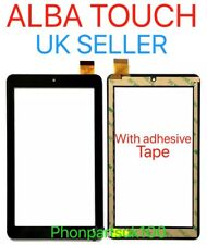 Touch Screen Digitizer Glass Replacement For Alba 7 Inch Tablet AC70PLV6