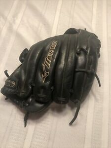 Mizuno GMVP 1177P 11.75 Inch Black Baseball Glove Right Hand Thrower
