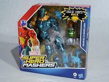 """Hasbro Marvel Super Hero Mashers Figur ** Marvel´s WHIPLASH** -- 6"""" Deluxe B0696"""
