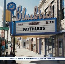 FAITHLESS : SUNDAY 8PM / CD (SPECIAL EDITION) - TOP-ZUSTAND