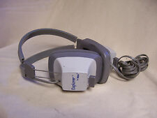 "Telex EH-3S Explorer Headphones BROWN 1/8"" STEREO PLUG computer ipod phone"