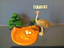 (D709) playmobil animaux de la savane, safari ref 4831 4829 4826 4827 4830 4828