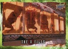 X Files UFOs & Aliens Sticker Card S-81 Essence - Dr. Lev