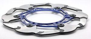 KTM / HUSQVARNA 270mm Front Brake Rotor Blue / Black  by Flo Motorsports 270 mm
