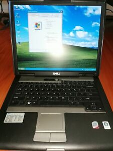 Dell Latitude D530 Windows Xp 4:3 screen 120Gb ssd
