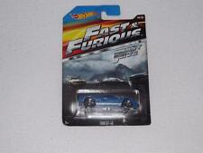HOT WHEELS 1:64 SCALE  FAST & FURIOUS FAST FIVE, FORD GT-40! AWESOME  MOVIE CAR!