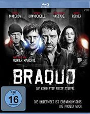 2 Blu-ray-Box ° Braquo ° Staffel 1 ° NEU & OVP ° BluRay