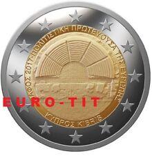 2 €  CHYPRE  COMMEMO RARE  430 000  ex  PAPHOS    NOUVEAU   2017  /  disponible
