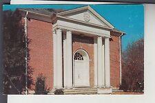 Memorial Chapel King College Bristol TN Tenn