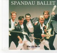 (FR202) The Mail On Sunday Presents: Spandau Ballet  - 2011 CD