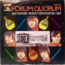 THE FORUM QUORUM 'THE FORUM QUORUM' US IMPORT LP 1968 DECCA