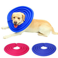 Adjustable Pet Dog Cat Elizabethan Collar Soft Wound Healing Protection Cone