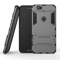 Shockproof kickstand slim protector Case Cover For Google Huawei Nexus 6P 2015