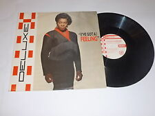 "DELUXE - I've got a Feeling (Mellow) - 1988 UK 2-track 12"" vinyl single"
