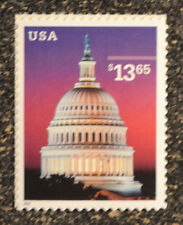 USA2002 #3648 $13.65 Capitol Dome - Express Mail  Mint NH high value