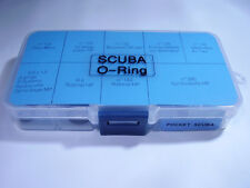 O-Ring Box POCKET for SCUBAPRO Diving valve and regulator scuba