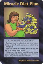 ILLUMINATI:New World Order-Steve Jackson-Lot 27-1 Card