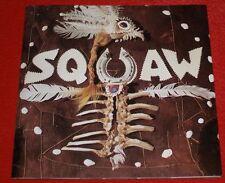 SQUAW - SQUAW 1994 RARE POLISH CD AOR LESSDRESS FATUM MAFIA POLISH ONLY RELEASE